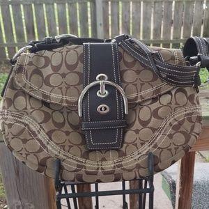Excellent condition Coach shoulder purse